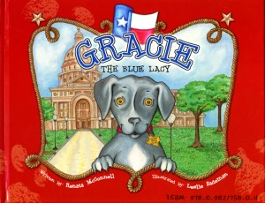 Gracie, The Blue Lacy